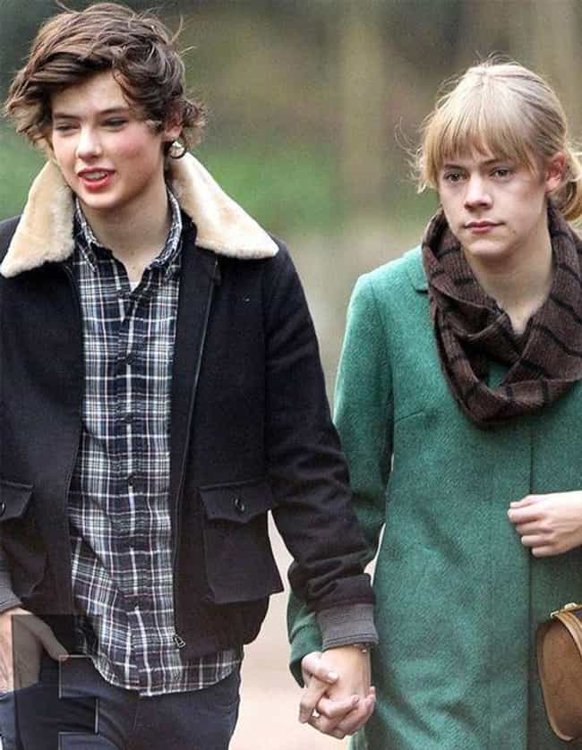 Taylor Swift Is Looking a Bit.... is listed (or ranked) 1 on the list 25 Celebrity Couple Face Swaps That Are Too Funny For Words