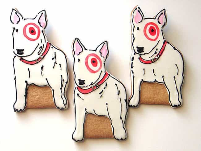 These Target Mascot Cookies To... is listed (or ranked) 1 on the list The Most Beautiful Portraits Made with Cookie Icing