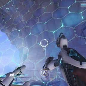 Symmetra - Photon Barrier