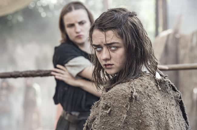 Was Arya the Waif? is listed (or ranked) 1 on the list Theories And Predictions About Arya's Future
