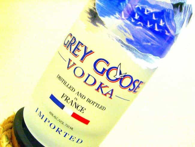 20 People Make All The Grey Go... is listed (or ranked) 4 on the list Things You Didn't Know About Grey Goose