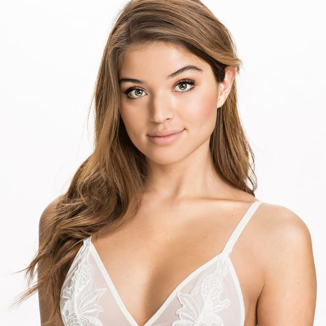 Daniela Lopez Osorio Is Listed Or Ranked 4 On The List Hottest Colombian Models