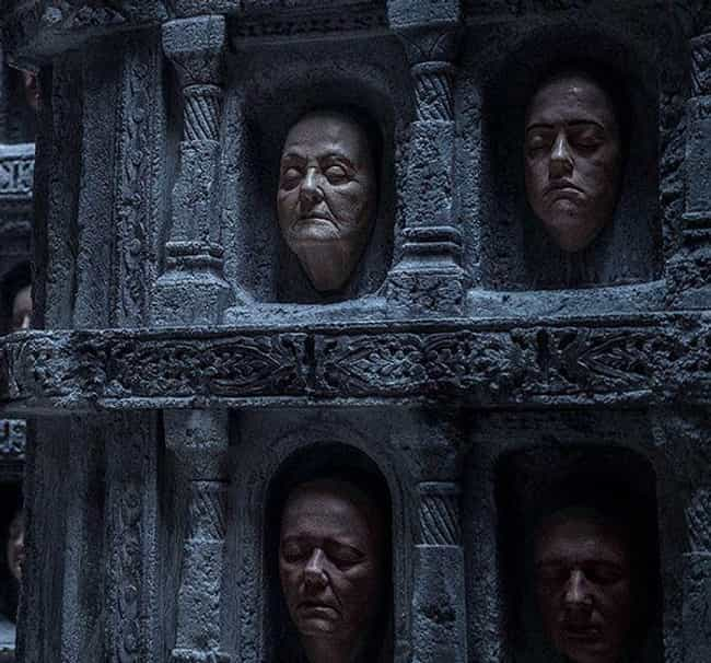 We've Seen That Old Lady Face ... is listed (or ranked) 3 on the list Theories And Predictions About Arya's Future