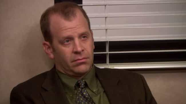 Toby Is The Scranton Strangler is listed (or ranked) 4 on the list Insane Fan Theories About 'The Office' That'll Blow Your Mind
