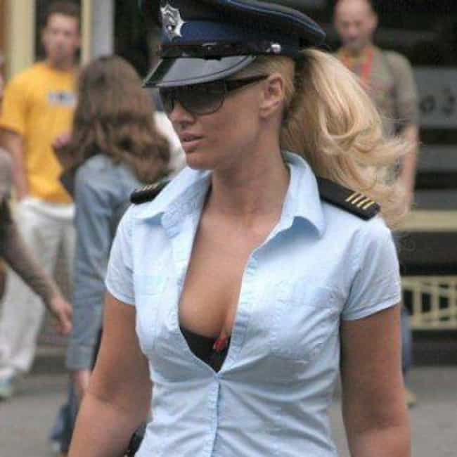 This Cop Has the Right To Rema... is listed (or ranked) 4 on the list The Hottest Female Cops from All Over the World