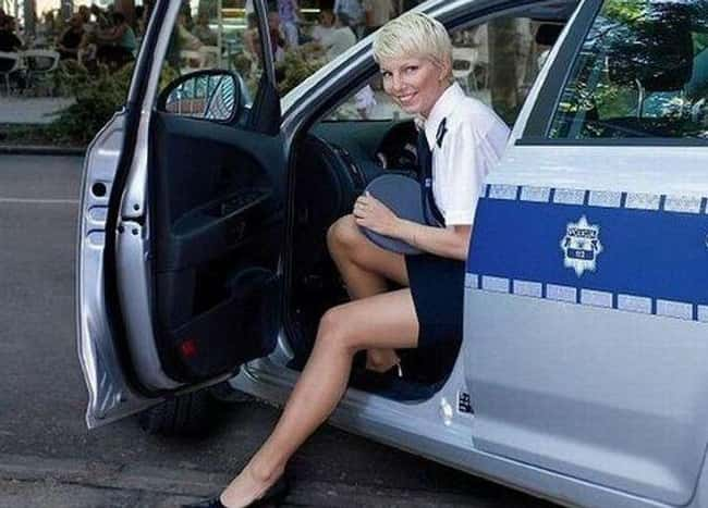 Well Worth the Parking Ticket is listed (or ranked) 21 on the list The Hottest Female Cops from All Over the World