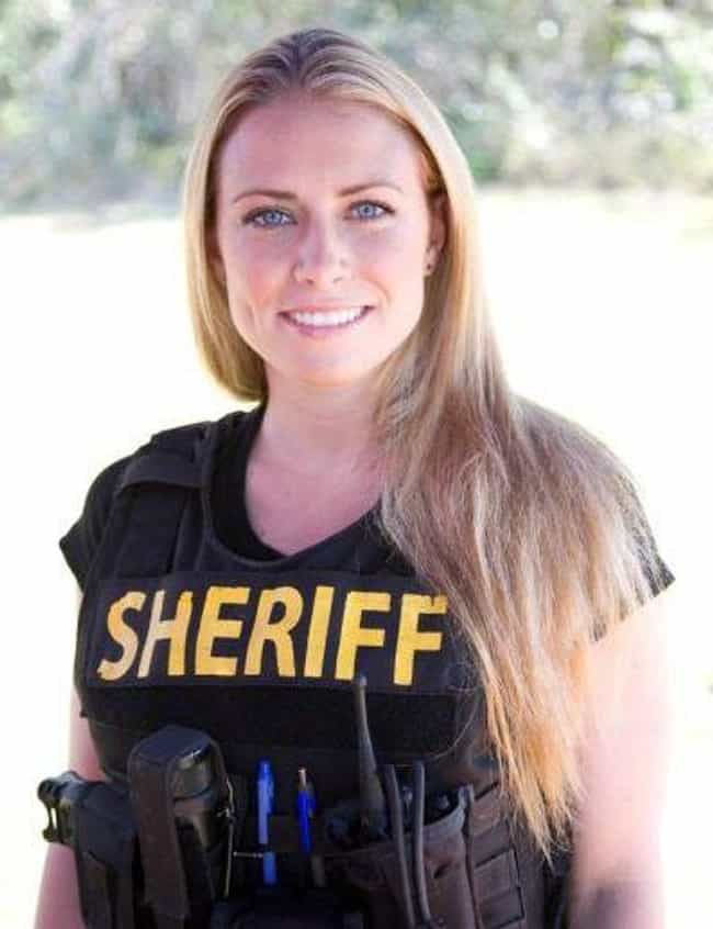 She's the Sheriff and I ... is listed (or ranked) 1 on the list The Hottest Female Cops from All Over the World