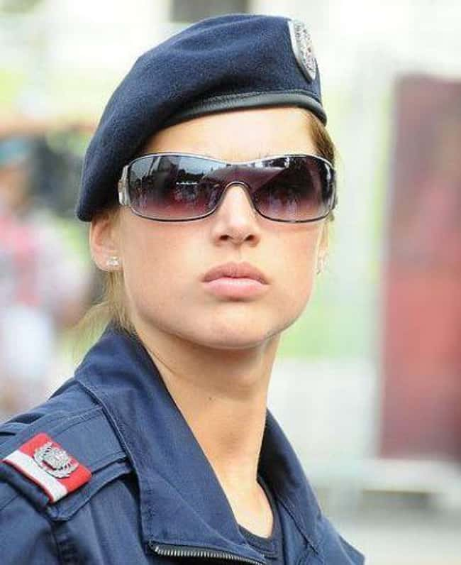 Crime's the Disease and Sh is listed (or ranked) 7 on the list The Hottest Female Cops from All Over the World