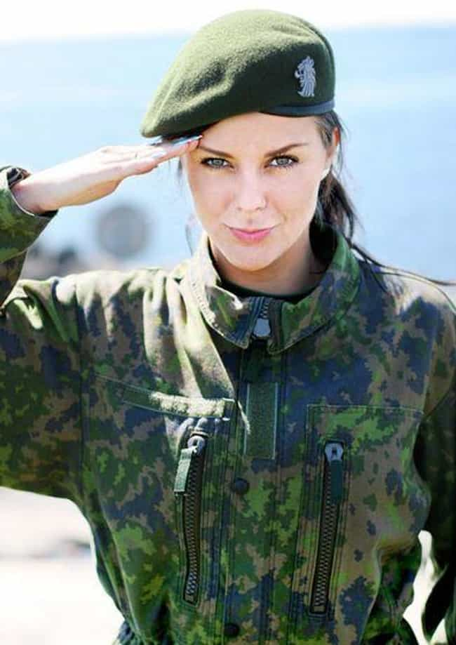 I Always Had a Thing For Women... is listed (or ranked) 3 on the list The Hottest Female Cops from All Over the World