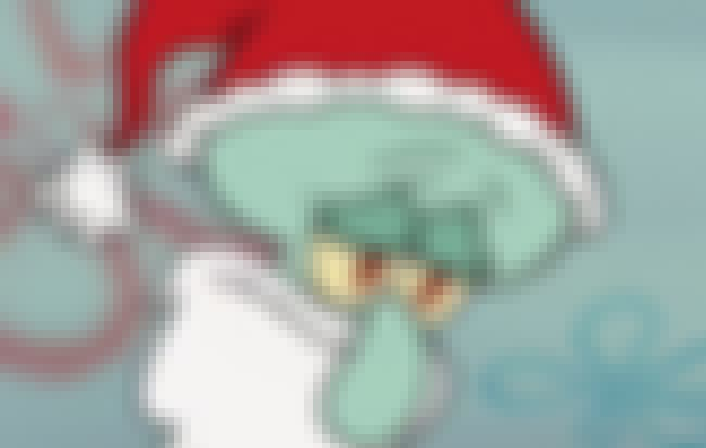 He Dressed Up as Santa to Make... is listed (or ranked) 3 on the list 11 Times Squidward Was Actually a Stand-Up Guy