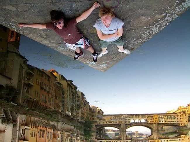 The Most Confusing Pictures You'll See All Day