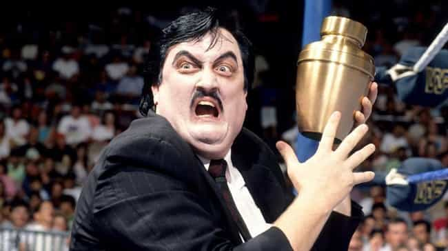 Undertaker's Urn is listed (or ranked) 1 on the list The Best Inanimate Objects in Pro Wrestling History