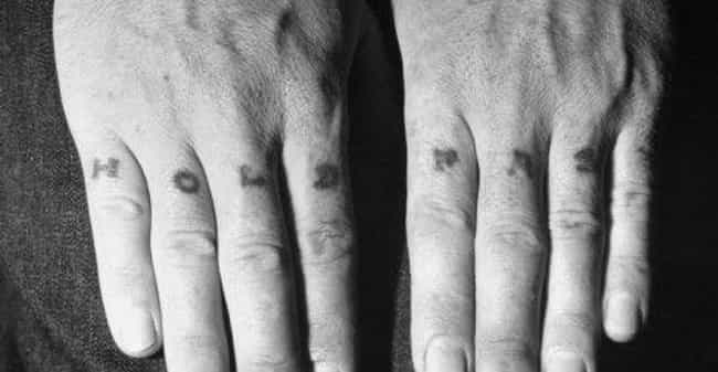 'Hold Fast' is listed (or ranked) 4 on the list 14 Common Navy Tattoos and What They Mean