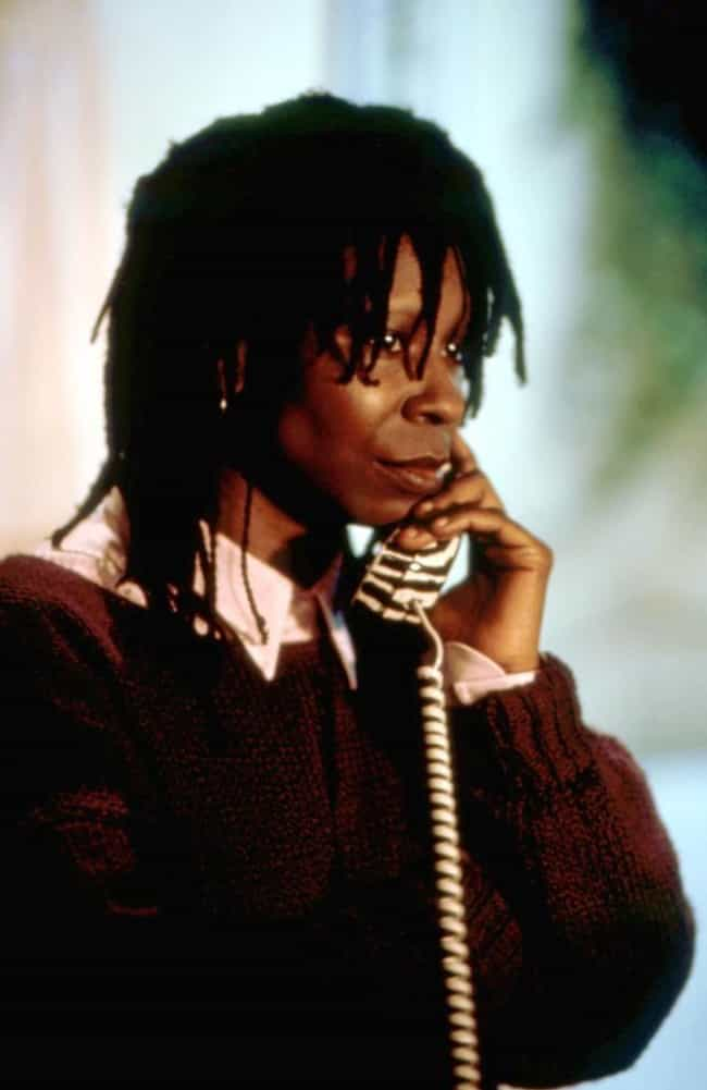 She Used To Be A Phone S... is listed (or ranked) 1 on the list Interesting Facts and Trivia About Whoopi Goldberg