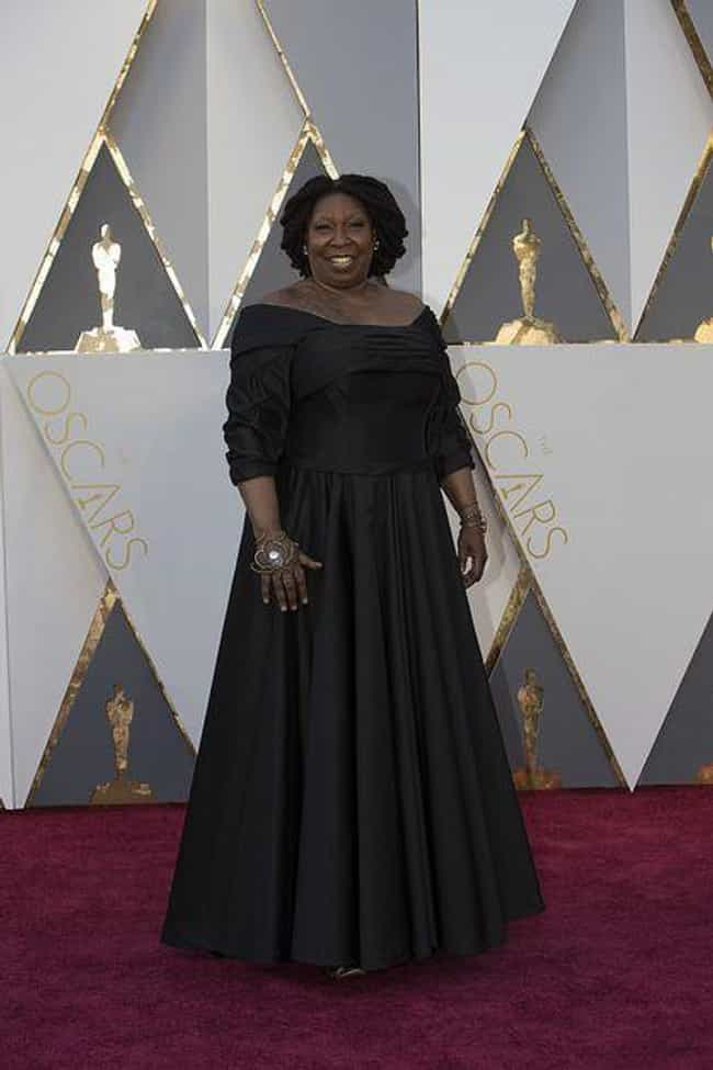She Was Stoned When She ... is listed (or ranked) 4 on the list Interesting Facts and Trivia About Whoopi Goldberg