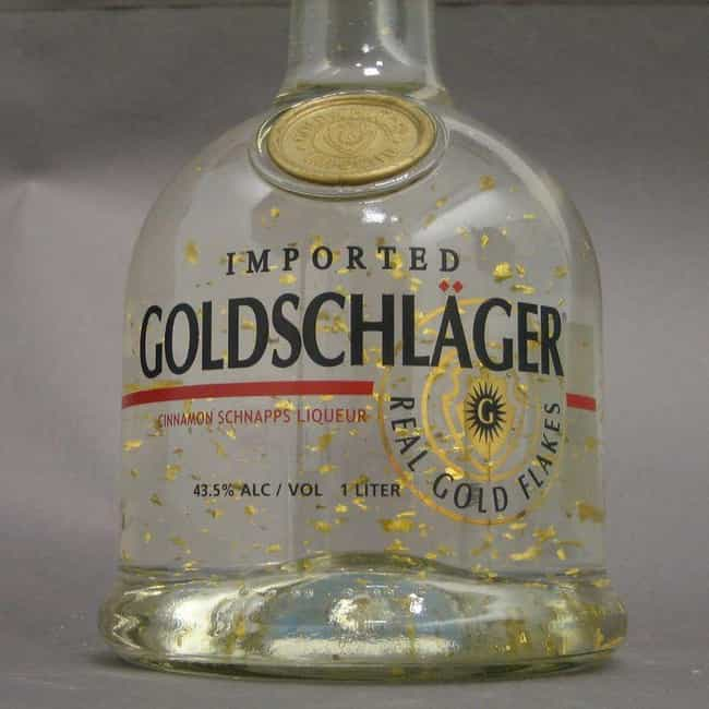 Things You Didn't Know About Goldschläger