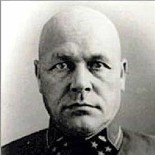 Dmitry Pavlov is listed (or ranked) 4 on the list The Worst World War II Generals