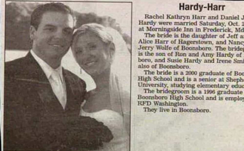 The Joke Is on You is listed (or ranked) 1 on the list Couples with Names That Go Together Perfectly