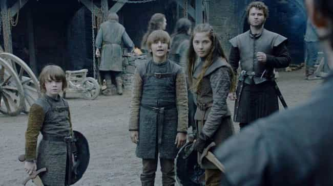 Who Are the Starks? is listed (or ranked) 1 on the list Facts on the Stark Family's Connection to the White Walkers