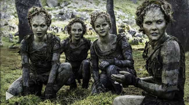 How the Children of the Forest... is listed (or ranked) 2 on the list Facts on the Stark Family's Connection to the White Walkers