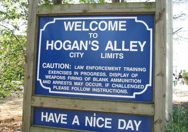 You'll Get to Know Hogan&#... is listed (or ranked) 2 on the list What It's Like to Train with the FBI