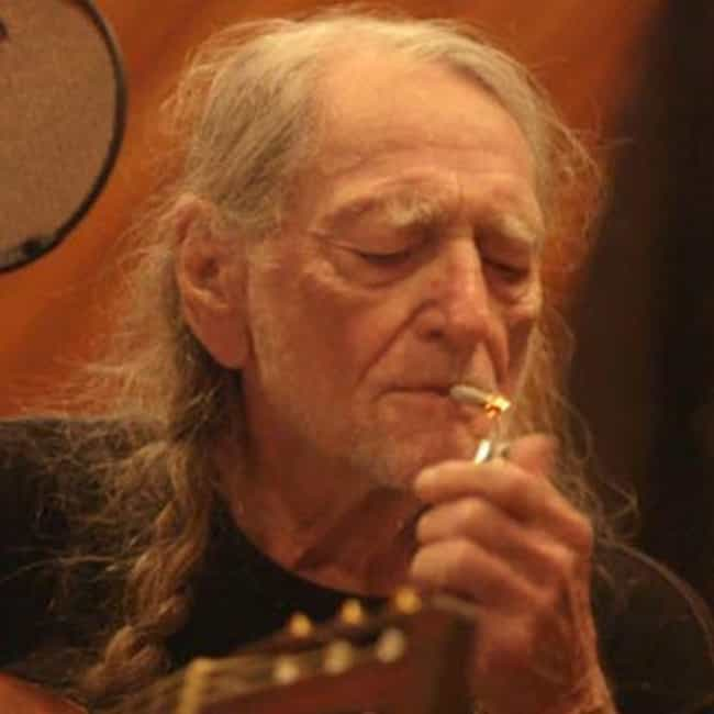 Willie Nelson Lit Up on the Ro... is listed (or ranked) 3 on the list The Wildest Stories from Inside the White House