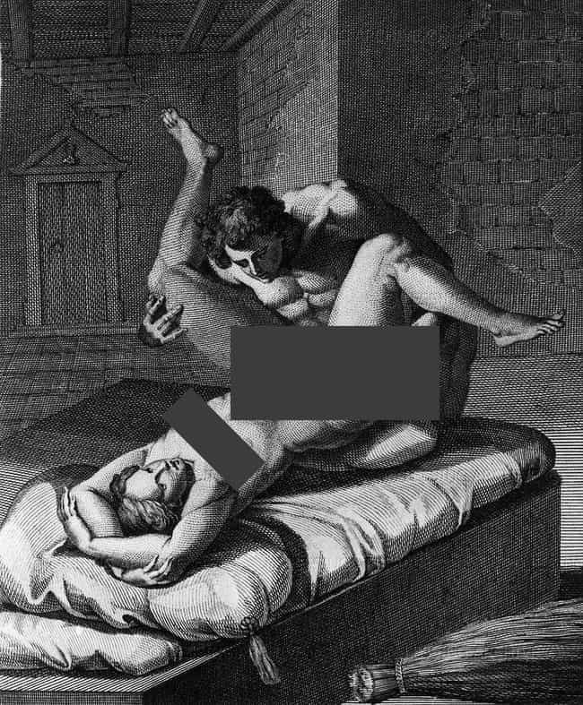 Missionary Position Was ... is listed (or ranked) 1 on the list What Sex Was Like in Medieval Times