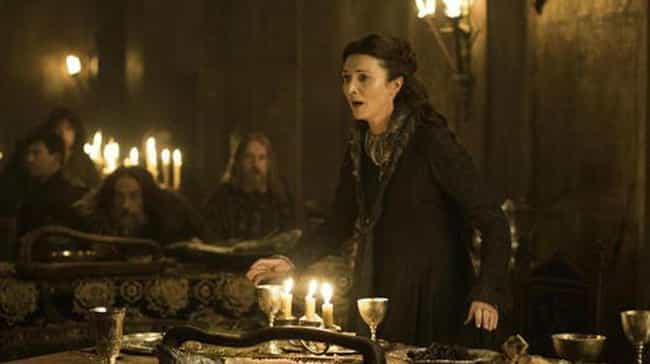 Who Is Lady Stoneheart and Why... is listed (or ranked) 1 on the list Reasons We're Sure We Haven't Seen the Last of Catelyn Stark