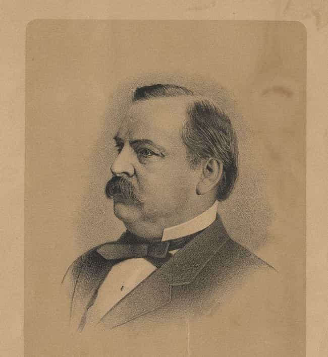 Grover Cleveland Assaulted And... is listed (or ranked) 1 on the list The Wild And Sometimes Disgusting Sex Lives Of U.S. Presidents