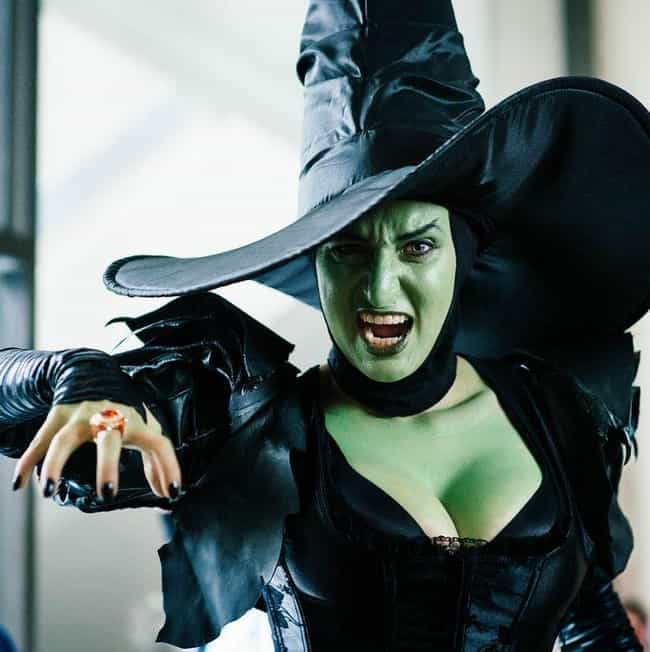 The Wicked Witch Visits Sesame... is listed (or ranked) 1 on the list The Holy Grails of Lost Media