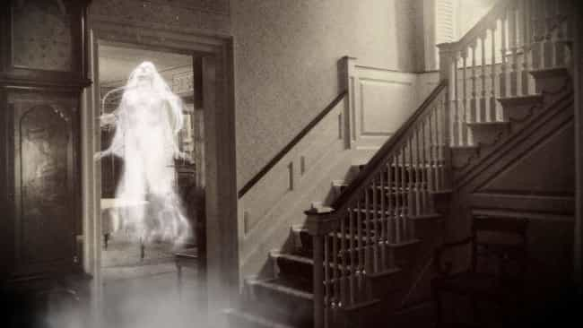 Poltergeist Activity is listed (or ranked) 4 on the list Stories and Theories About 'The Skinwalker Ranch'