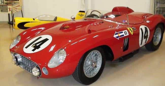 1956 Ferrari 290 MM - $28 Mill... is listed (or ranked) 4 on the list The Most Expensive Cars in History