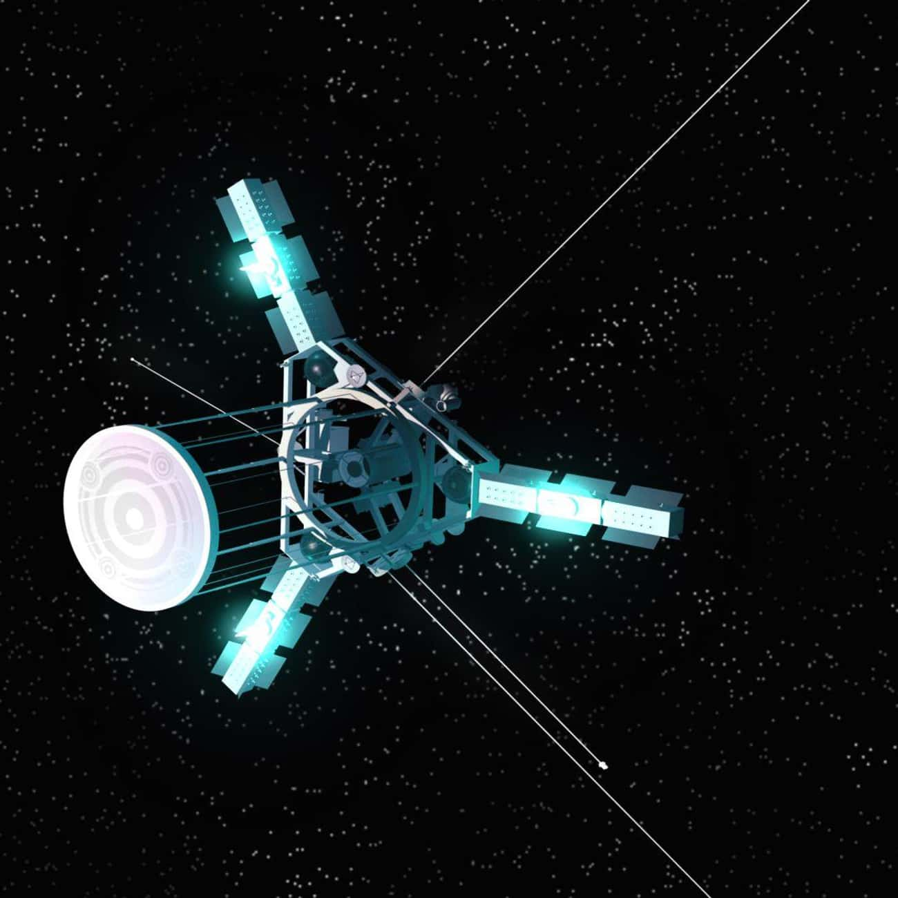 It Could Be A Bracewell Probe is listed (or ranked) 3 on the list Creepy Stories and Theories About the Black Knight Satellite