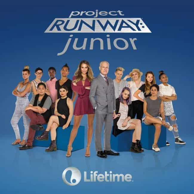 Project Runway: Junior ... is listed (or ranked) 3 on the list The Best Kid Versions of Reality TV Shows
