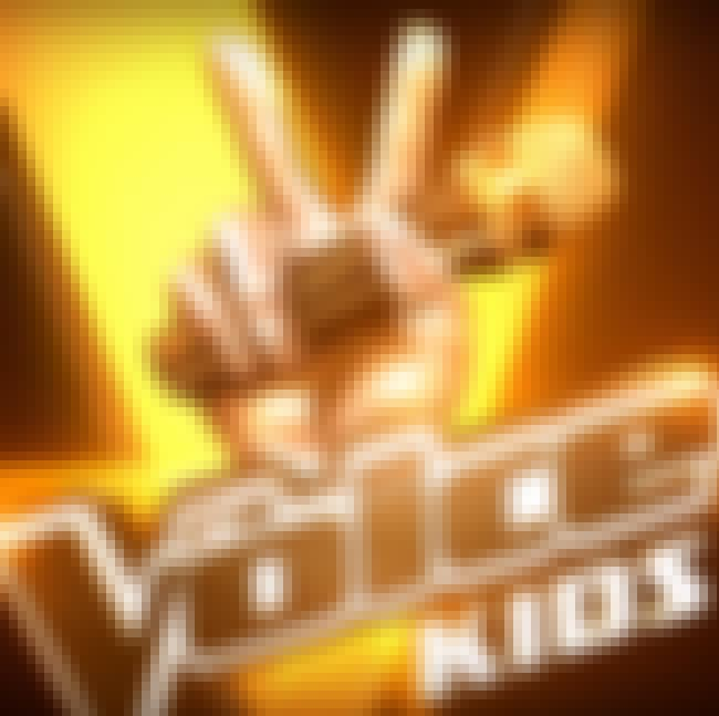 The Voice Kids is listed (or ranked) 4 on the list The Best Kid Versions of Reality TV Shows