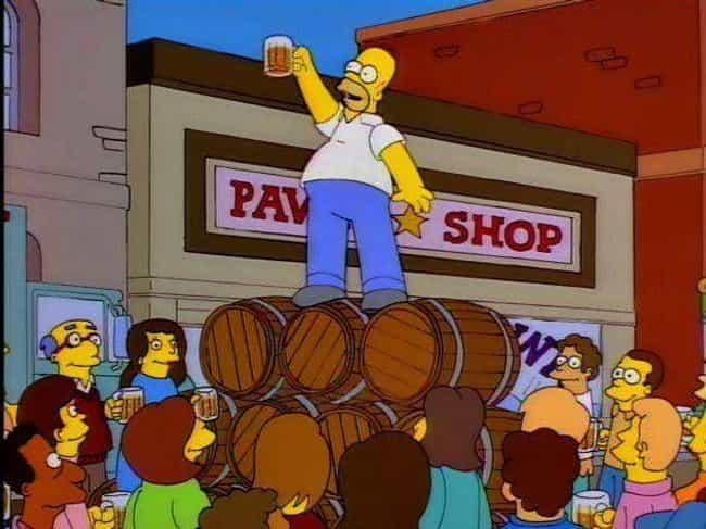 Alcoholism Is Fun! is listed (or ranked) 2 on the list 13 Times The Simpsons Glossed Over Morally Messed Up Things