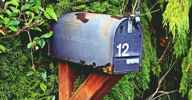 It's Illegal to Leave So... is listed (or ranked) 3 on the list Things You Didn't Know About the Daily Life of Your Mailman