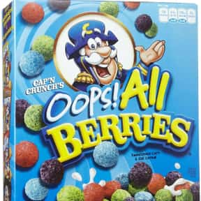 Best Capn Crunch Flavor List Of All Capn Crunch Cereal Flavors Check out our oops all berries selection for the very best in unique or custom, handmade pieces from our shops. list of all capn crunch cereal flavors