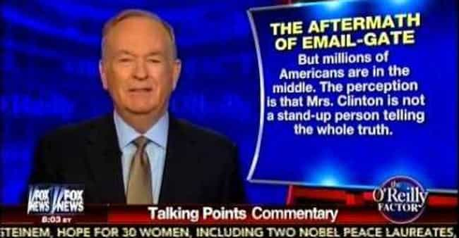 """Emailgate is listed (or ranked) 2 on the list Scandals That Ended with """"-Gate"""""""