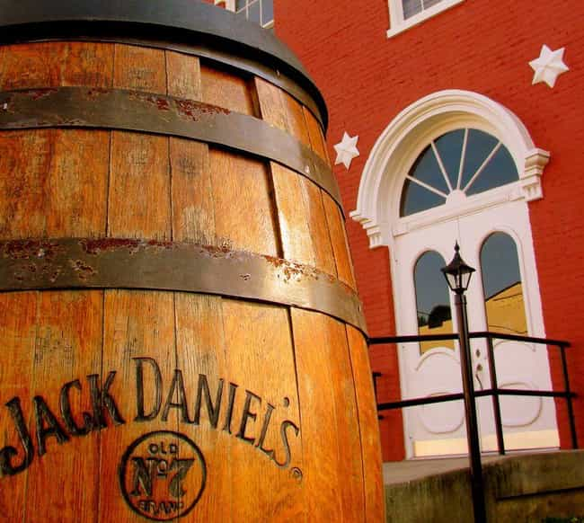 There Are No Dates on the Whis... is listed (or ranked) 3 on the list Things You Didn't Know About Jack Daniel's