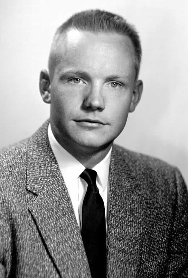 Neil Armstrong May Have ... is listed (or ranked) 2 on the list The Weirdest Things Astronauts Have Seen In Space