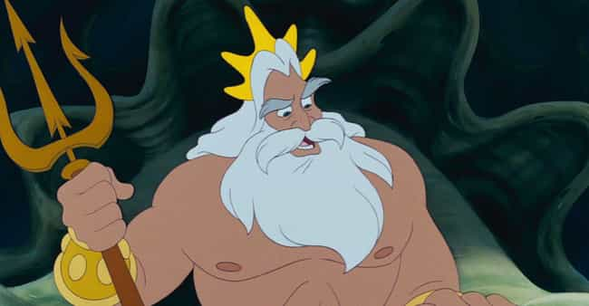 A Man Has Power Over Ariel at ... is listed (or ranked) 1 on the list 7 Ways The Little Mermaid Is Actually Quite Sexist