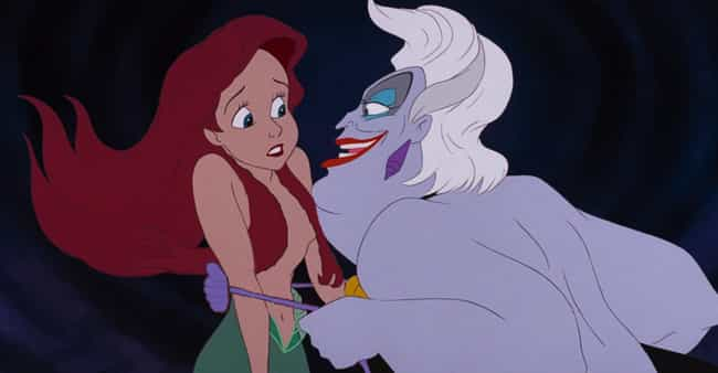 It Spews Bullsh*t About What M... is listed (or ranked) 2 on the list 7 Ways The Little Mermaid Is Actually Quite Sexist