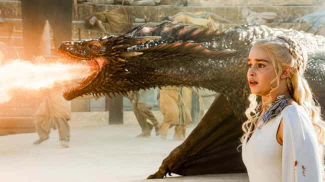 Dragons is listed (or ranked) 2 on the list The Best Weapons on 'Game of Thrones' (And What to Know About Them)