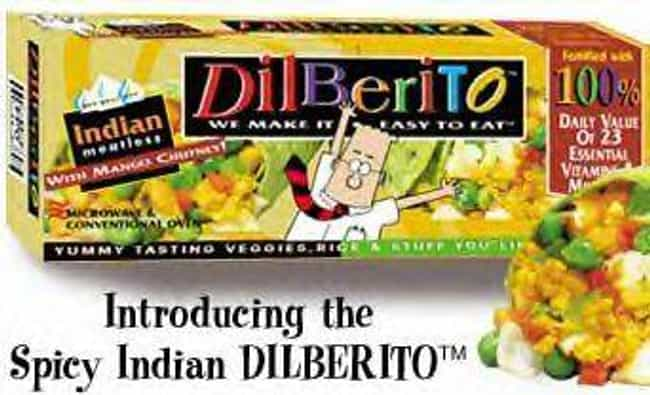 He Is the CEO Of Adams Foods, ... is listed (or ranked) 3 on the list 22 Fun Facts You May Not Know About the Creator of Dilbert