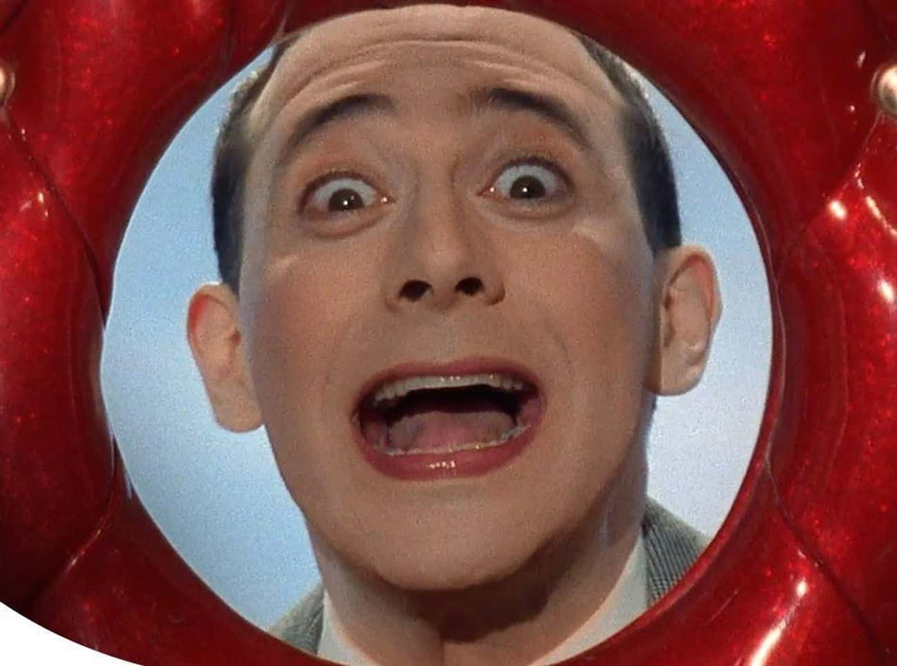 His First Job Was As A Gofer For 'Pee-Wee's Playhouse'