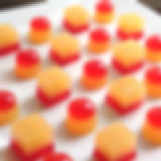 Tequila Sunrise Shots is listed (or ranked) 3 on the list Jell-O Shot Ideas You Need in Your Life Immediately