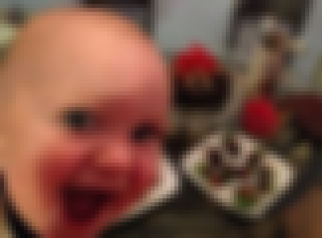 Here's Johnny! is listed (or ranked) 4 on the list The Greatest Baby Photobombs Ever