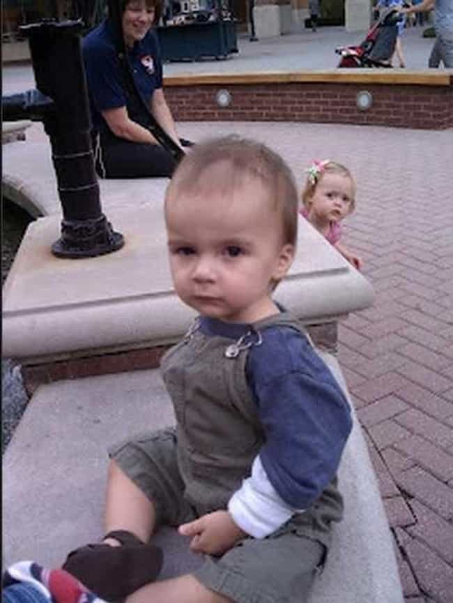 The Greatest Baby Photobombs Ever