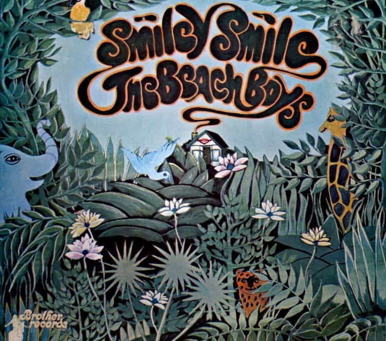 Smiley Smile Has Been Used to Chill Out Drug Addicts